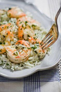 Camarão à provençal Aproveite a receita para saborear o camarão em casa