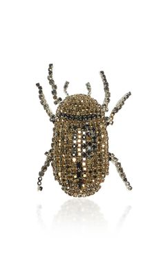Dice Kayek (2018) - Beetle brooch My Funny Valentine, Beetle, Insects, Brooch, Jewels, Dice, Creatures, Image, June Bug
