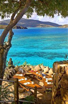 Necker Island in Virgin Gorda | Stunning Places #StunningPlaces
