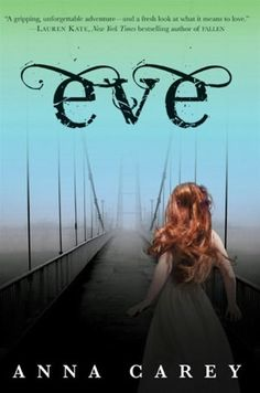 Eve (Eve Trilogy Series #1) The love story in this book is so sweet, but life just keeps pulling them apart.  I hope they end up together in the end.