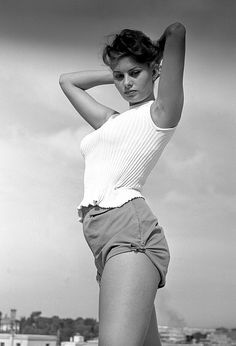 Sophia Loren-when curvy women were considered gorgeous!!! inspiring!