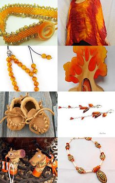 Summer Sizzle by Karyn on Etsy--Pinned with TreasuryPin.com