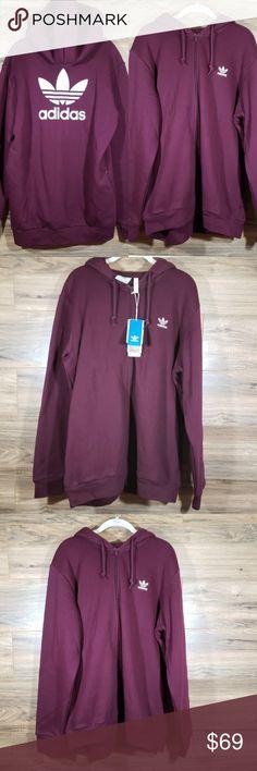 80d4ec67201 9 Best Adidas Zip Up Jackets images in 2018 | Sweatshirts, Adidas ...