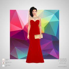 equipo de la manera hecha por Maryvic el uso de ropa de Little Black Dress, Quiz Clothing, Nordstrom. Estilo hecho en Trendage.