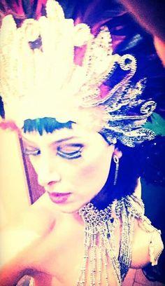 Mizi Mia Grand Ame  9 maggio 100sensi  per info spettacoli lavieenrougeeventi@gmail.com