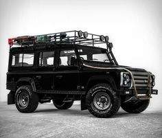 Scheinwerfer Rand Stil Upgrade Kühlergrill Land Rover Defender Td5