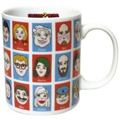 Guess Who Mug - Buy from Prezzybox.com