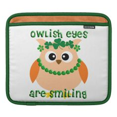 ==>>Big Save on          St. Patrick's Day Girl Owl -Irish Owls Are Smiling iPad Sleeve           St. Patrick's Day Girl Owl -Irish Owls Are Smiling iPad Sleeve This site is will advise you where to buyDiscount Deals          St. Patrick's Day Girl Owl -Irish Owls Are Smiling iP...Cleck Hot Deals >>> http://www.zazzle.com/st_patricks_day_girl_owl_irish_owls_are_smiling_ipad_sleeve-205421907211891119?rf=238627982471231924&zbar=1&tc=terrest