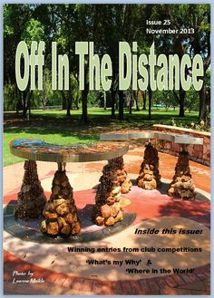 Off in the distance magazine issue 25