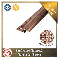 KSL popular Z aluminum carpet door bars with factory price