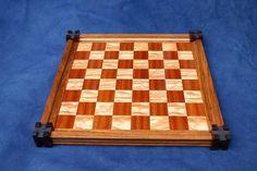 My third Chessboard - by Knezha @ LumberJocks.com ~ woodworking community