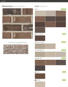 Echo ridge southern ledgestone cultured stone boral stone behr ppg paints ralph lauren - Breathable exterior masonry paint collection ...