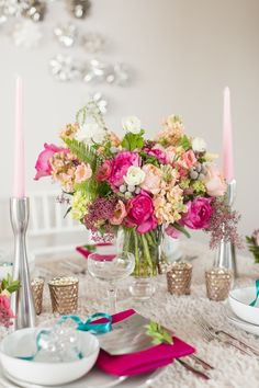 A Merry & Bright New Year's Party with West Elm Photo by Bradley James Photography http://www.bradleyjamesphotography.com/