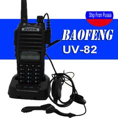 Cheap baofeng, Buy Quality baofeng uv directly from China baofeng dual band uv-5r Suppliers: Hot Portable Radio Walkie Talkie Baofeng UV-82 With Earphone Button Radio Vhf Uhf Dual Band Baofeng UV 82 UV82 two-way radio