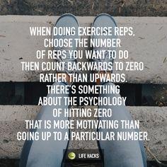 Motivation booster
