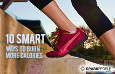 Burn More Calories in Less Time | SparkPeople
