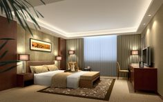 Chinese-Traditional-Carpet-for-Traders-Hotel-Bedroom-