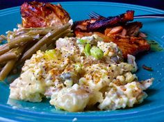 Food Fitness by Paige: Guilt Free Potato Salad