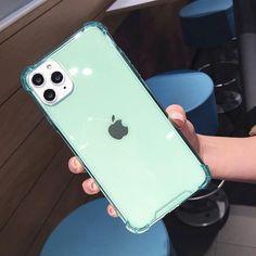 iPhone 12 Mini 11 Pro Max XS XR X 6S 7 8 Plus - for iPhone 6 6S / Ttransparent Green