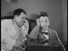 It included the famous song 'On The Trail Of The Lonesome Pine', which was sung by Laurel and Hardy. Stan Laurel Oliver Hardy, Laurel Und Hardy, Great Comedies, Classic Comedies, Love Heart Images, Photo Star, Comedy Duos, Abbott And Costello, Old Movie Stars