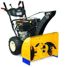 Cub Cadet 3X 28 in. 357cc 3-Stage Electric Start Gas Snow Blower with Power Steering and Heated Grips-3X 28 - The Home Depot