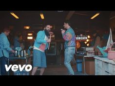 """""""Safe and Sound"""" available on Capital Cities' debut album 'In A Tidal Wave of Mystery,' download on iTunes http://smarturl.it/IATWOM Check us out on the Camp..."""