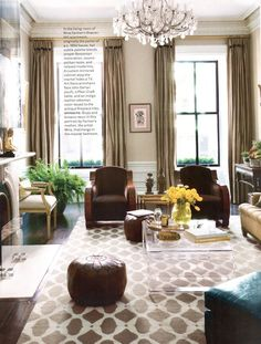 HB 2 next house:  high, high ceilings.  just look at these curtains.  fabulous.