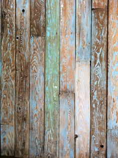 love the cool colors of this wood treatment Wood Plank Art, Wood Planks, Wood Paneling, Wood Wall Art, Studio Backdrops, Wood Wallpaper, Aging Wood, Wood Texture, How To Distress Wood