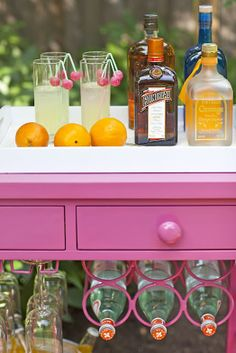 The Bar Cart is Back!