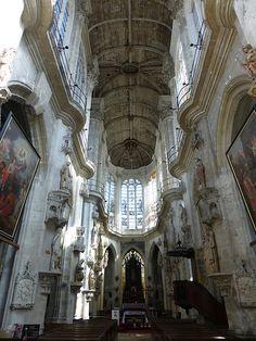 Église St-Pantaléon, Troyes . Marne. Champagne