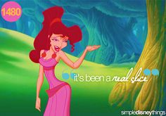 My favorite Disney heroine after Ariel ;) <3 she's so flipping sarcastic, i love it.