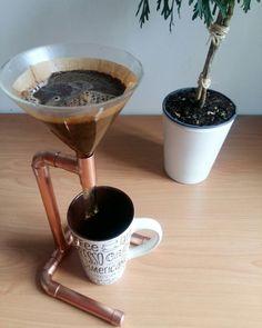 #copper#diy#cafe#kitchen#idea