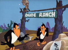 Heckle and Jeckle show
