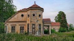 Sándorháza, Sigray kúria.