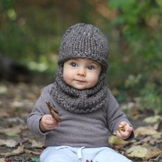 KNITTING PATTERN The Bailey Balaclava by StyleMeCozy on Etsy