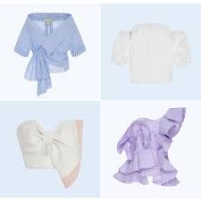 tops by johanna ortiz that I would like to recreate by refashion/upcycle a man shirt. www.tinapoelzldesign.com