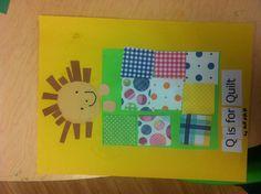 52 Best Letter Q Crafts Images Letter Activities Letter E