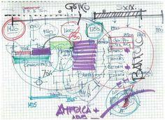 Líneas de Espacio_tiempo. Historia de la Arquitectura. Nivel 2.
