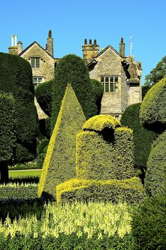 Levens Hall, a stunning Elizabethan historic house in the Lake District.