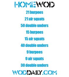 CrossFit WOD ~ Re-Pinned by Crossed Irons Fitness