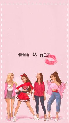 ▷ 1001 + amazingly cute backgrounds to grace your screen thank u next, ariana grande song, characters from the video, girly iphone wallpaper, pink background Wallpaper World, Next Wallpaper, Cute Wallpaper For Phone, Wallpaper Iphone Disney, Lock Screen Wallpaper, Painting Wallpaper, Painting Canvas, Canvas Art, Pink Wallpaper