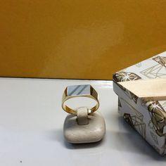 Gold ring 585 herren
