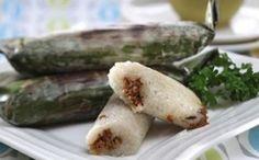 Lalampa, Hidangan Lemper Khas Manado - Tribun Manado