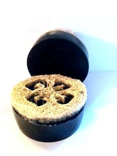 Bamboo Charcoal Soap with Loofah set of two Bee-utiful Body http://www.amazon.com/dp/B00I32CYVA/ref=cm_sw_r_pi_dp_cytbwb1J947H4