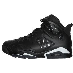 Air Jordan 6 Retro ❤ liked on Polyvore featuring shoes and sneakers
