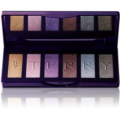 BY TERRY Women's Eye Designer Palette Parti-Pris - N2 Gem Experience-C found on Polyvore featuring beauty products, makeup, eye makeup, eyeshadow, colorless, by terry and palette eyeshadow