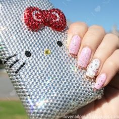 Hello Kitty I want one of these covers!!