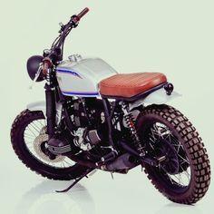 combustible-contraptions:  BMW 1000 Tracker | Scrambler | RHCC | Street Tracker #motorcycles #streettracker #motos | caferacerpasion.com