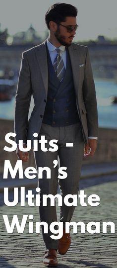 Men Suits -- CLICK Visit link above to read more #mensuitsblue #mensuitsstyle