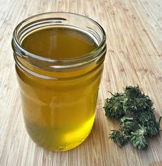 How to Make Cannabis CBD Infused Oil. Looks worth trying if it's ever legalized here.